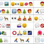Julesang Emojis Quiz