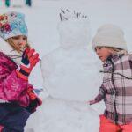 En dag i sneen