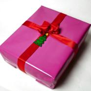 Pak en gave ind med én hånd