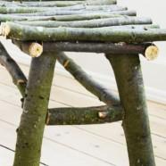 Byg en træbænk på tid