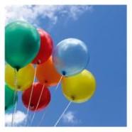 Ballon på afveje