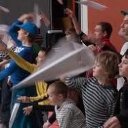 Papirflyver-konkurrence